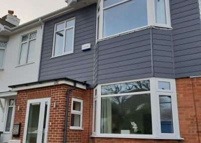 UPVC Windows and Fascia